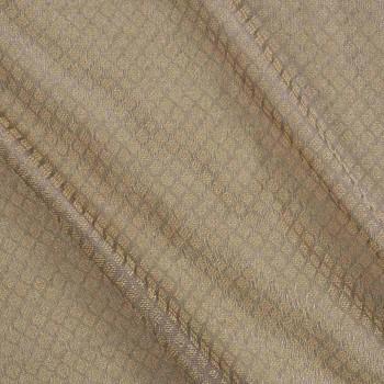 Organza lana beige