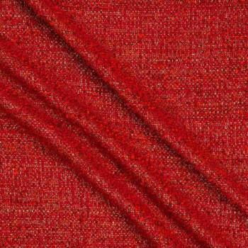 Chanel lame rojo