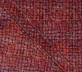 Dis.t665 velvet azul rojo
