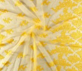 Yellow corina orillos distinto