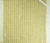 Waves plumeti pleat amarillo limon