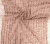 Waves plumeti pleat rosa