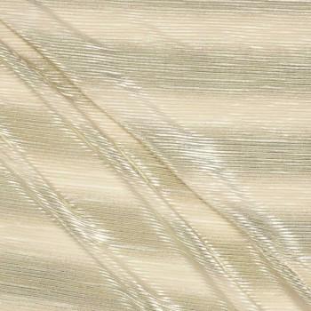 Plisado foil ivory
