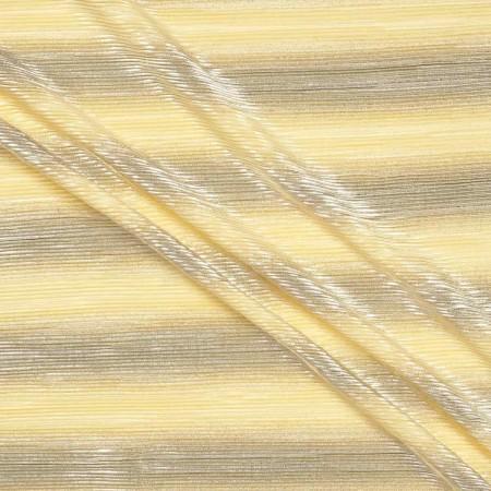 Plisado foil amarillo