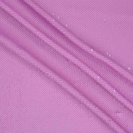 Lilac overlap sequins