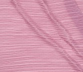 Metalic dots/ pleat rosa