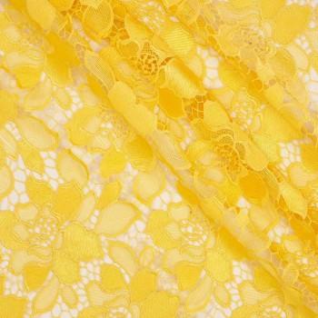 Fantasia guipur amarillo