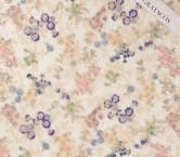 Bordado floral multicolor ii nude
