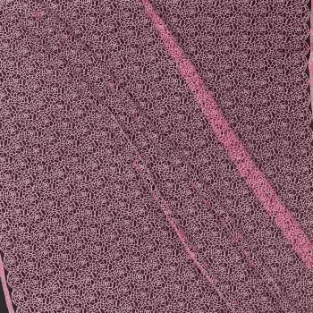 Pink guipur flor