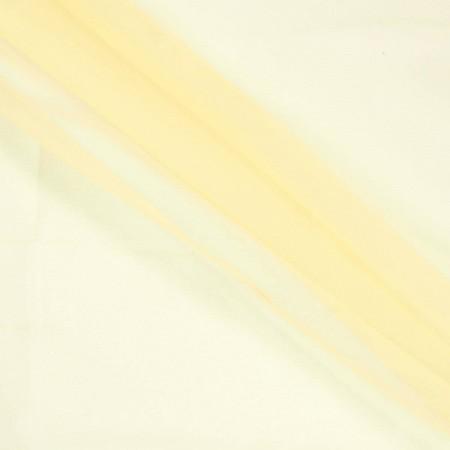 Organza liso amarillo