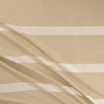 Jacquard rayas rappord 0.31cm marfil