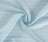 Jacquard rayas lame azul