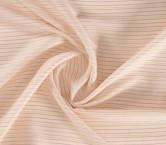Jacquard rayas lame rosa