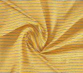 Yellow jacquard rayas