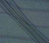 Jacquard geometrico verde menta