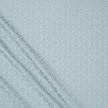 Jacquard geometrico agua