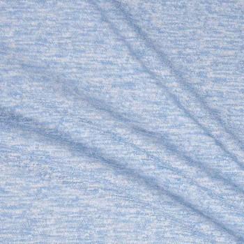 Jacquard  azul claro