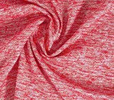 Jacquard  rojo