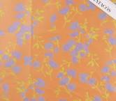 Jacquard flor nude lavanda