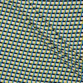 Dis.g0387 paco azul verde amarillo