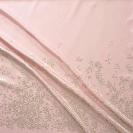 Jacquard lame pano 157 cm rosa