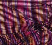 Multicolor plisado
