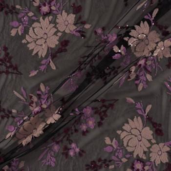 Lilac fantasia paillete