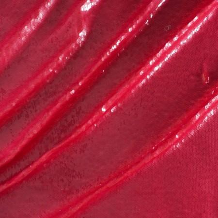 Paillette transparente magenta