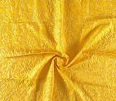Yellow jacquard pano 135cm