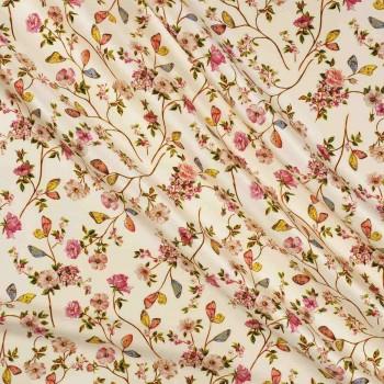 Estamp. flor 584 multicolor