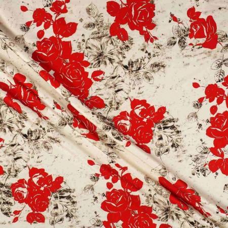 Est. flor 584 rojo